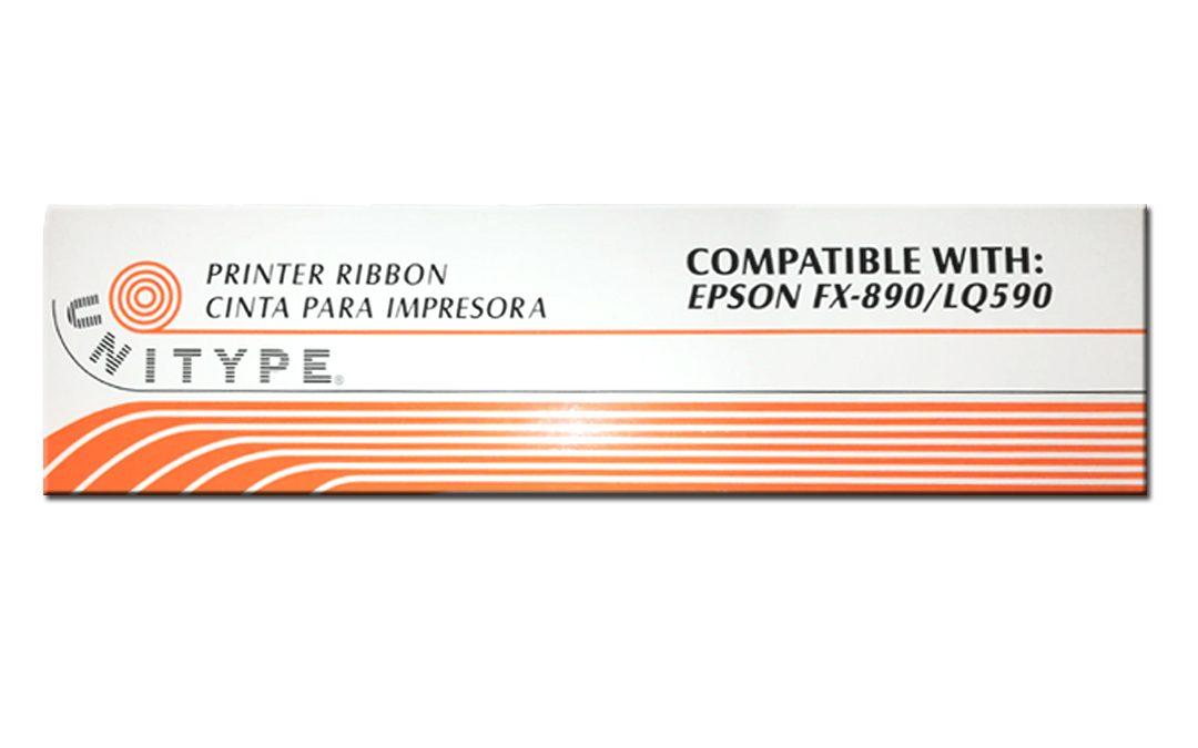 Compatible con Epson FX-890